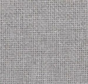 Best Heather Gray Grey Tweed Fabric Upholstery Mid Century Modern Vint