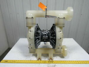 Graco Df2911 Husky 2150 2 Air Operated Double Diaphragm Pump 150gpm Max