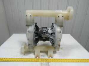 Graco Db2666 Husky 1590 1 1 2 Air Operated Double Diaphragm Pump 100gpm Max