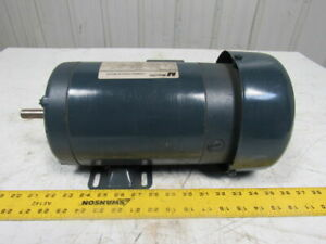 Magnetek 21712700 3 4hp Adjustable Speed Drive Dc Motor 230vdc M56 Frame