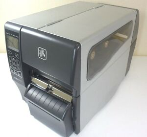 Zebra Zt230 Barcode Printer Zt23042 t21200fz W 90 Day Warranty qty Available