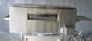 Used Holman Qt14 Conveyor Sandwich Toaster Oven Excellent Free Shipping
