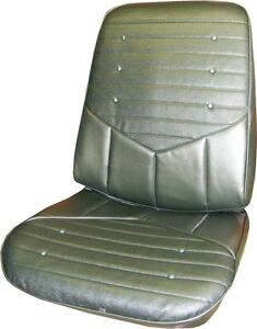 1970 Oldsmobile Cutlass S Front Seat Covers Pui
