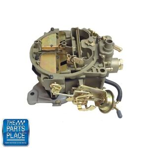 1970 Pontiac Cars Remanufactured Carburetor 400 4bbl Cali Auto Trans 7040564