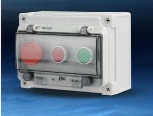 Nsee Hb2 b302 Ip67 Waterproof Outdoor Push Button Switch Control Station Flat