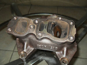 Mazda Rx7 Fd3s Twin Turbo Exhaust Manifold Oem Low Mile Used Ht15