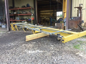2 Ton Overhead Crane 27 Bridge