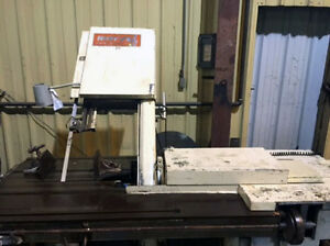 18 X 20 Marvel 8 Mark I Vertical Tilting Band Saw 1987