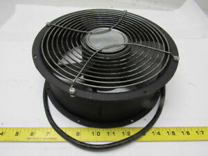 Howard Industries 5 50 0101 Round Axial Fan 1 60hp 1350 1650 Rpm 50 60 Hz 115v