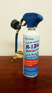 Aerocool Auto Air Conditioning Refrigerant R134a R 134a All In One Solution