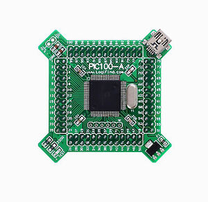 Pic100 a Pic Development Board Mcu Card For Easypic Pro With Dspic33ep512mu810