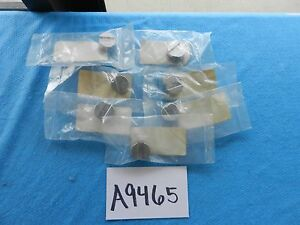 Synthes Surgical Orthopedic Fra Trial Spacers Lot Of 7