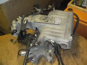 Ford F87e 9k461 bb Intake Assembly 5 0l V8 Mustang Explorer