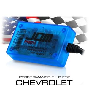 For Chevy Silverado Stage 3 Performance Chip Fuel Racing Speed Engine Tune