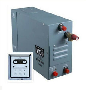 8 Kw Ks200a Controller Steam Generator With Digital Control Panel 220v