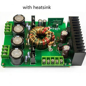 Switching Boost Power Supply Board For Hp6 Automotive Amplifier Boost Converter