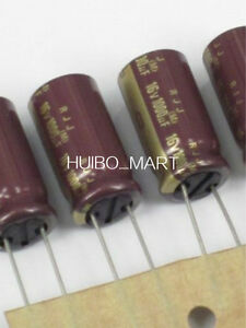 Elna 270uf 25v Rjj Audio Grade Electrolytic Capacitors 50 Pcs 100 Pcs