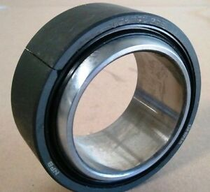 New Spherical Bearing Steel On Ptfe Fabric Material Ge60et 2rs 60 Mm Id