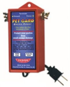 Parmak Precision Pg50 Pet Gard Electric Fencer
