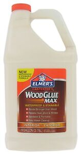 Elmers E7330 1 Gallon Carpenter s Wood Glue Max