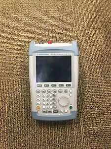 Rohde Schwarz Fsh18 Spectrum Analyzer