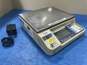 Teraoka Weigh Systems Digi Ds 570 Digital Weighing Scale 2000g Max Used b 14 2