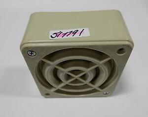Federal Signal Selectone Speaker Amplifier 24v 50gc