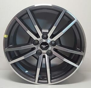 Factory Oem 18 Wheel Fits 2005 2016 Ford Mustang Gt 10030