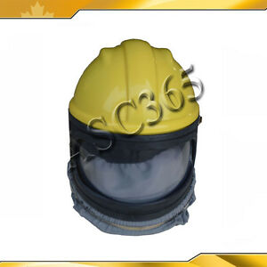 Big Sale Painting Safety Abs Sand Blasting Helmet Cloak Style Air Tube Hood