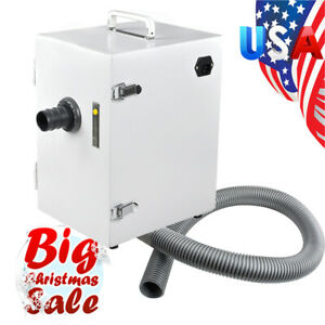 A Quality Digital Dental Lab Dust Collector Vacuum Cleaner For Polishing Machine