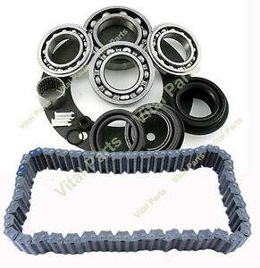 Cadillac Transfer Case Bearing Rebuild Bearing And Chain Kit Bw 4485 2007 On