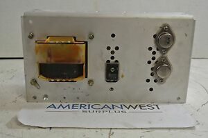 Astec Power Supply Acv 24n4 8 24v 4 8a Used