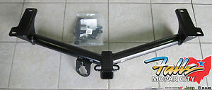 2009 2018 Dodge Journey Trailer Tow Hitch Reciever Installation Kit Mopar Oem