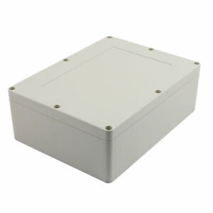 320mm X 240mm X 110mm Dustproof Ip65 Plastic Diy Joint Electrical Junction Box