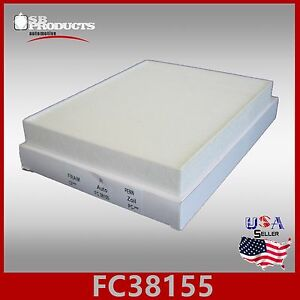 Auto1tech C38155 Fr3z 19n619 A Cabin Air Filter 2015 2018 Ford Mustang