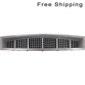 Front Chrome Bumper Grille Fits Escalade Esv Platinum Model Gm1036135