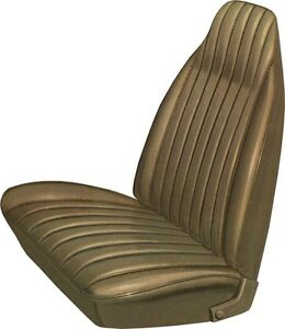 1973 Dodge Dart Sport 340 Front Buckets Seat Covers Pui