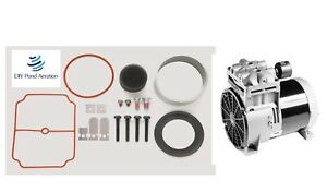 New Thomas 688ce44 Piston Compressor vacuum Pump Rebuild Kit Service Kit Sk668