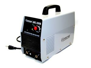 Arc Welder Rod Inverter Machine Mma Electrodes Welding 110v 60hz 200 Amp Igb