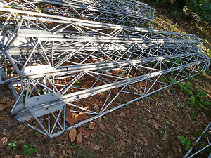 Aluminum Triangle Trusses 12 17 And 20 Lengths