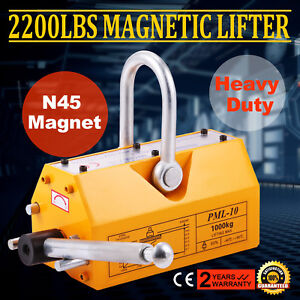 1000kg Magnet Magnetic Lifter Neodymium Suspension Heavy Duty Stainless