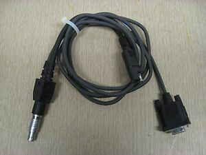 Trimble 56659 R8 Net Rs To Pacific Crest Pdl Base Radio Data Power Cable Used