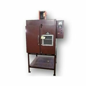 Used Alliance Industrial Products Co Electric Curing Oven 7kw