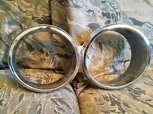 1968 68 Chrysler Imperial Right Headlight Trim Bezel Mopar Oem
