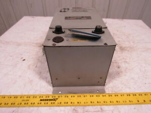 Hammond Manufacturing Cmhw1000d Electric Transformer 240 X 480 120 X 240 1 Phase