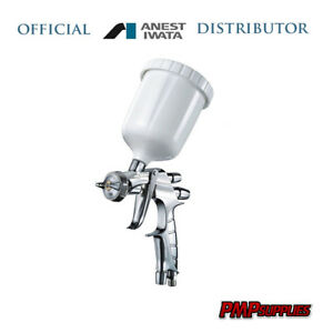 New Iwata Ws400 Clearcoat 1 3hd Super Nova Pro Spray Gun With Cup Free Gift