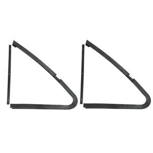 1955 1956 Dodge Custom Royal Coronet Royal 4dr Sedan Rear Door Vent Window Kit