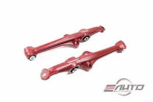 Truhart 2pc Front Lower Control Arm spherical Bearing For Honda Civic Crx 88 91