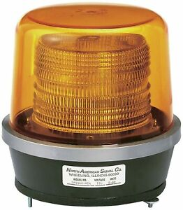 North American Signal Dfs900 a Class 2 Double Flash Strobe Light With Permanent