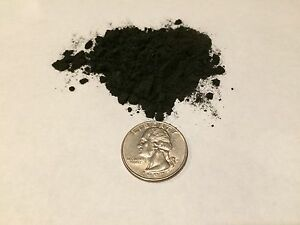 14 Lbs Iron Oxide Magnetite Magnetic Black Sand Magnatite Ore Toner Hydroponics